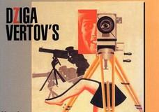 Man with the Movie Camera, Dziga Vertov