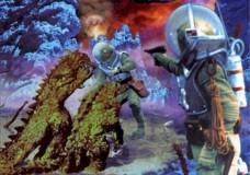 Voyage to the Prehistoric Planet, Curtis Harrington